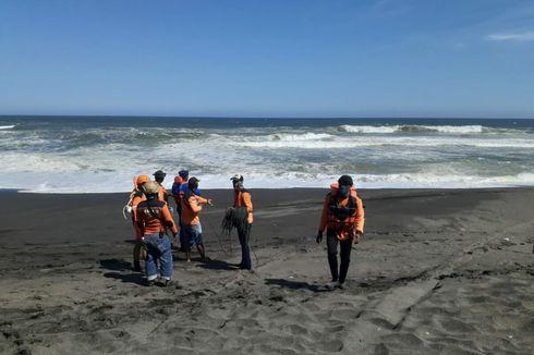 Pencarian 5 Korban Hilang Terseret Ombak di Pantai Goa Cemara Diperluas