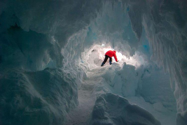 Gua-gua antartika