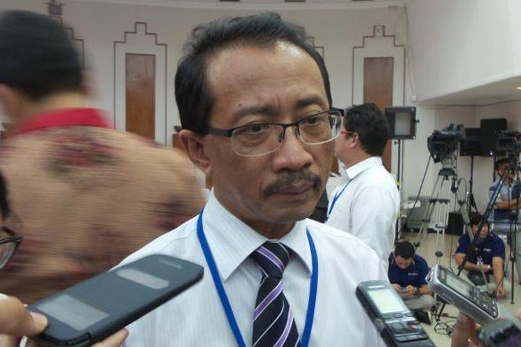 Ketua Kelompok Kerja Panitia Pemilihan Luar Negeri (PPLN) Wahid Supriyadi