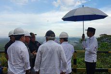 Cerita Jokowi Tinjau Ibu Kota Baru, Nyaris Masuk Jurang hingga Sepatu Penuh Lumpur
