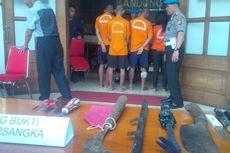 Kesaksian Korban Begal Bermotor di Bandung, Pelaku Main Bacok Tanpa Banyak Bicara
