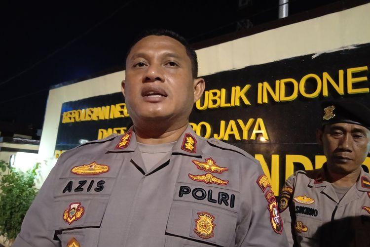 Kapolres Metro Depok, Kombes Azis Andriansyah pada Selasa (31/12/2019).