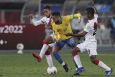 Hasil Peru Vs Brasil - Neymar Hattrick, Tim Samba Sempurna