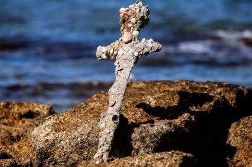 Penemuan Langka Pedang Prajurit Perang Salib di Lepas Pantai Israel