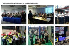 PT MRT Latih Masinis di Malaysia