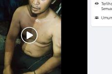 Viral, Video Jambret HP Bertelanjang Dada Diinterogasi Warga, Ini Penjelasan Polisi