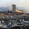 Seperti Inilah Kondisi Beirut, Lebanon, Setelah Ledakan yang Tewaskan 100 Orang