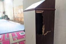 Pencuri Kotak Amal Mushala di Sunter Agung Masuk Lewat Ventilasi