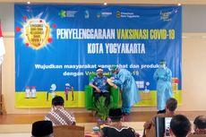 475 Tenaga Kesehatan di Yogyakarta Jalani Vaksinasi Tahap Pertama