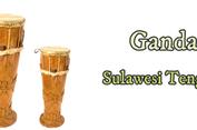 Ganda, Alat Musik Daerah Sulawesi Tengah