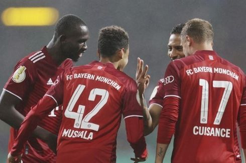 Hasil DFB Pokal - Bayern Muenchen Pesta 12 Gol, Sejarah Lahir, Nagelsmann Girang