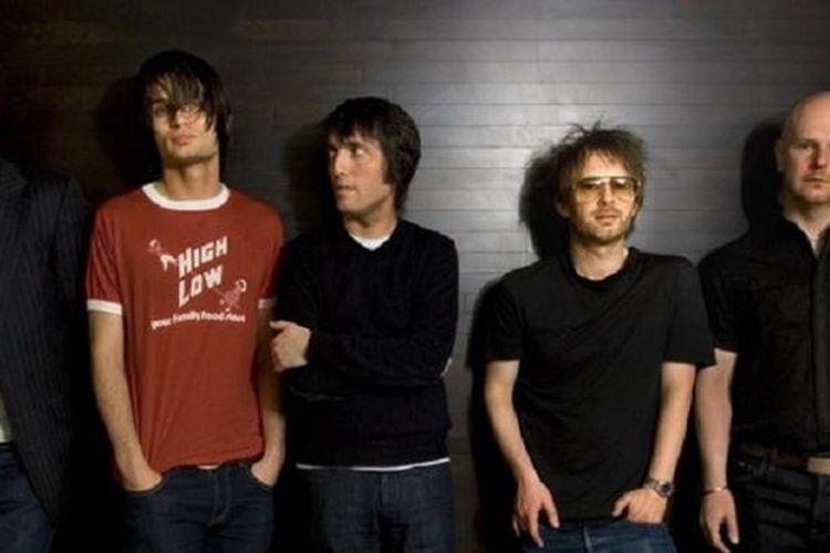 Band Inggris Radiohead