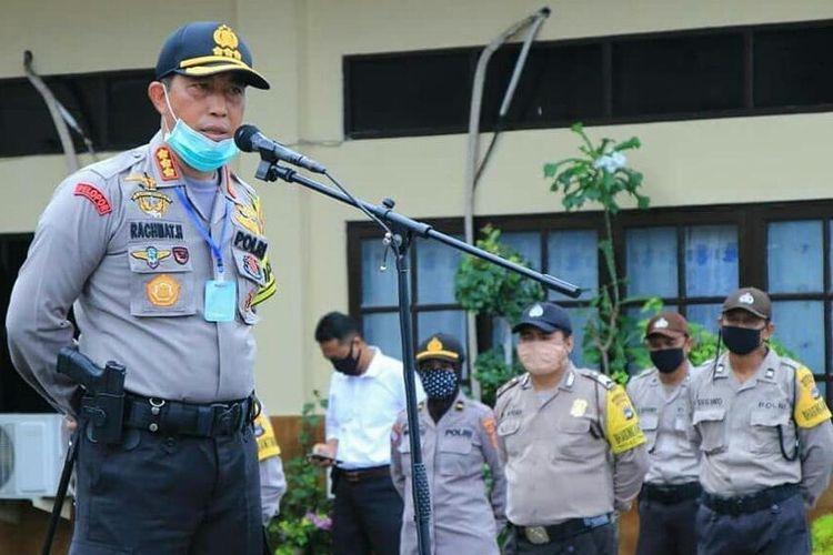 Kapolresta Banjarmasin, Kombes Rachmat Hendrawan