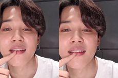Sering Terbentur Mikrofon, Jimin BTS Berencana Gunakan Kawat Gigi