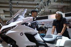 Jadwal Pengiriman Motor Honda Seharga Rp 1 Miliar