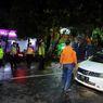 Hujan dan Angin Kencang di Lamongan, Pohon Tumbang dan Tanggul Sungai Longsor