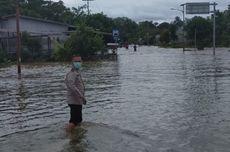 Banjir Rendam Ratusan Rumah di Ketapang, Akses Jalan dan Jembatan Terputus