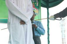 Pasangan Sesama Jenis di Aceh Dihukum Cambuk 77 Kali
