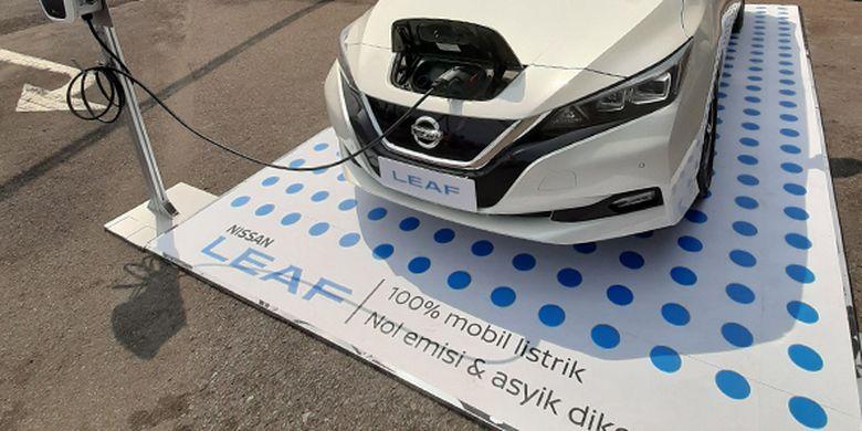 Daftar Mobil Listrik Yang Ada Di Indonesia Halaman All Kompas Com