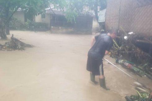 Hujan Deras di Citeureup Bogor, 20 Rumah Warga Terendam Banjir
