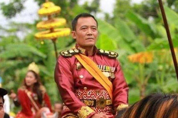 Totok tengah naik kuda dan hebohnya Kerajaan Agung Sejagat Purworejo
