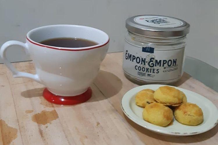 Hasil brewing kopi yang dibeli dari Toko Kopi Warung Tinggi PD