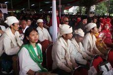 Hadiri Upacara di Istana Merdeka, Warga Badui Minta Ini kepada Jokowi