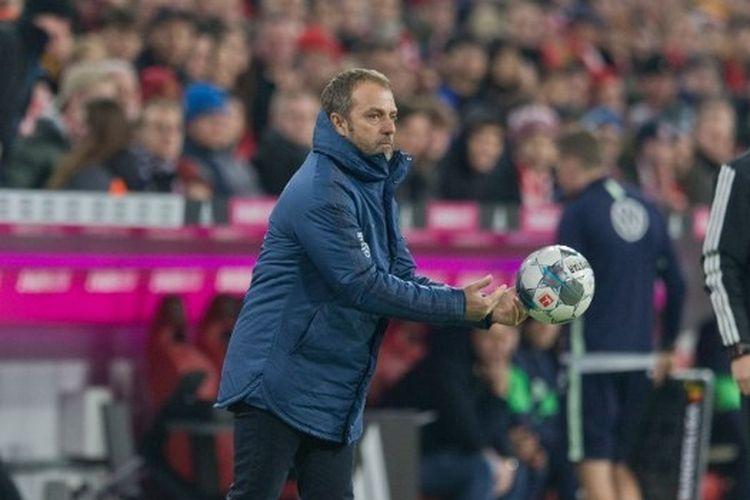 Pelatih Bayern Muenchen, Hansi Flick
