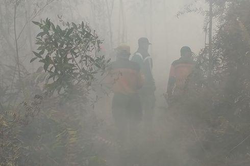 BMKG Deteksi 47 Titik Panas di Riau