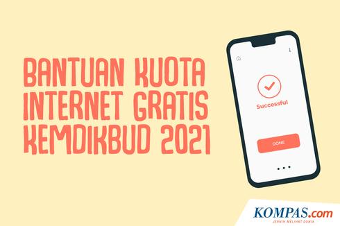 Cair Mulai Hari Ini, Cek Bantuan Kuota Internet dari Kemendikbud!