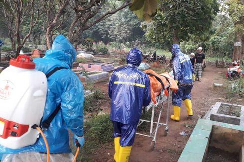 Polisi Terjunkan 20 Personel untuk Bantu Pemulasaraan Jenazah Pasien Covid-19 di Jakarta