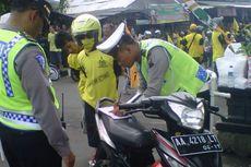 Sederet Aksi Warga Mengamuk Saat Ditilang Polisi, Merusak Motor hingga Serang Petugas dengan Sajam