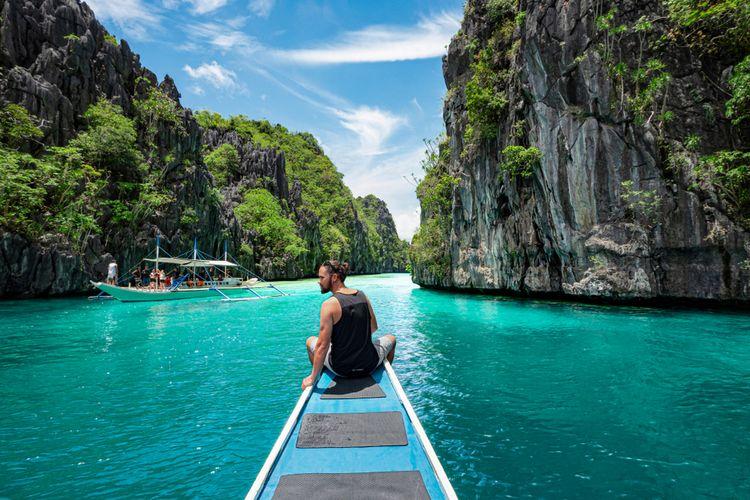 El Nido, Palawan, Filipina.