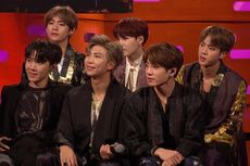 Stasiun TV Jepang Batalkan Penampilan BTS Gara-gara Kaus Bom Atom