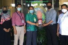 Politap Kembangkan Tumbuhan Obat dari SDA Taman Nasional Gunung Palung