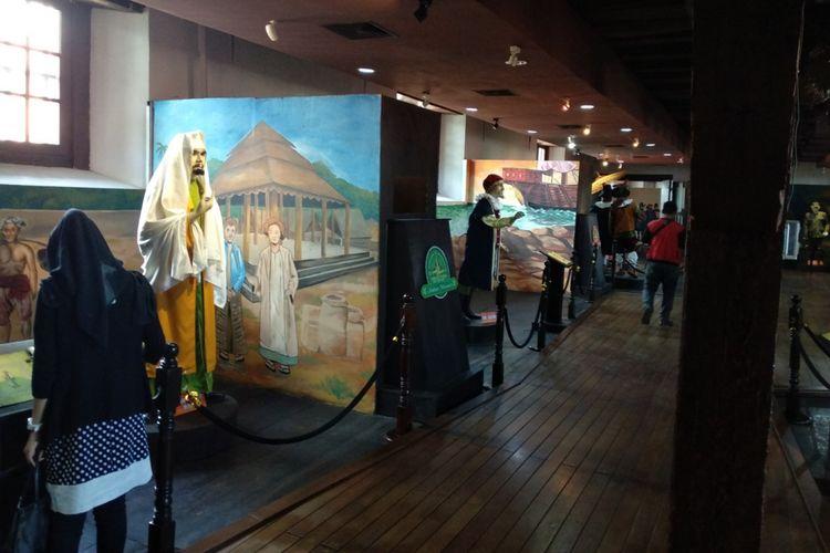 Museum Bahari kembali dibuka Selasa (23/1/2018).