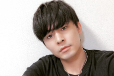 Mengintip Sosok Koutaro Kakimoto, Putra Pemeran Ksatria Baja Hitam