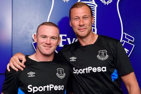 Rooney Pakai Nomor Kostum Sang Legenda Hidup Everton