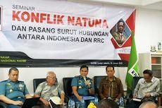 Menurut TNI AL, Solusi Sengketa Perairan adalah Kehadiran Pemerintah di Laut