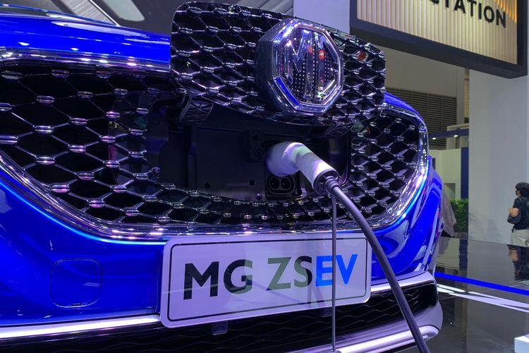 Mobil listrik MG ZS EV