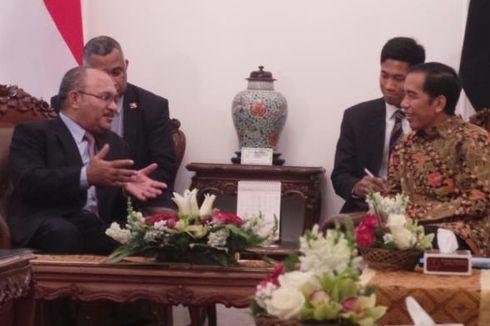 Bertemu PM Papua Niugini, Jokowi Bicara Peluang Investasi dan Perbatasan
