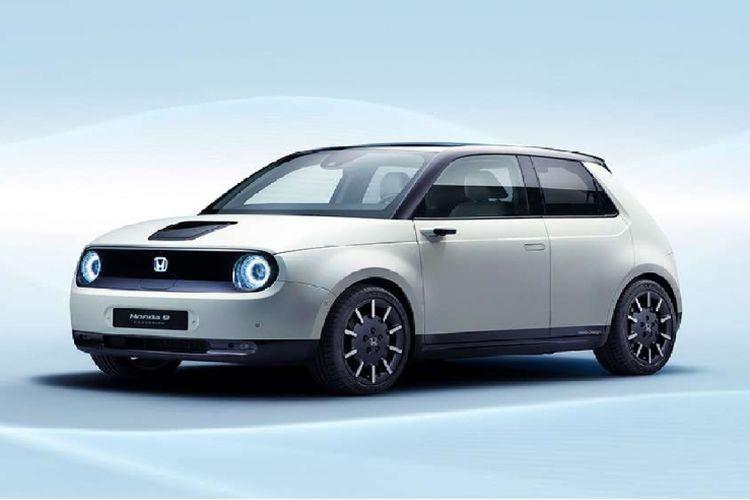 Honda e Prototype jadi produk masa depan Honda untuk mobil listrik