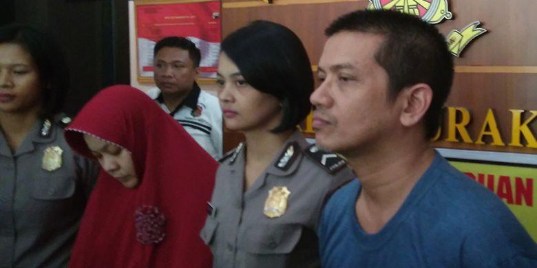 Polisi Solo Bongkar Penipuan Berkedok Investasi Emas 2 Orang Ditahan