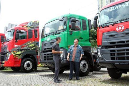 Bermodal Quester, UD Trucks Raih Capaian Positif Selama 2018