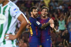 Sergi Roberto Tak Bisa Membayangkan Barcelona Tanpa Lionel Messi