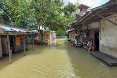 Puluhan Rumah Dua Desa di Kutai Kartanegara Terendam Banjir