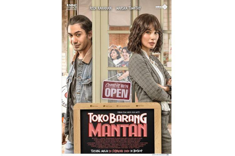 Poster Film Toko Barang Mantan