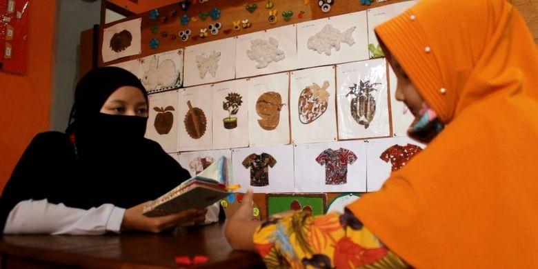 Bagaimana Bisa? Cerita Para Penghafal Al Quran Tunanetra di Cianjur, Ingin Memberikan Mahkota ke Orangtua di Surga