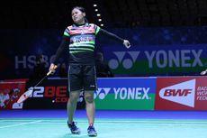 Fuzhou China Openn 2019, Ketika Gregoria Kecewa dengan Penampilannya Sendiri