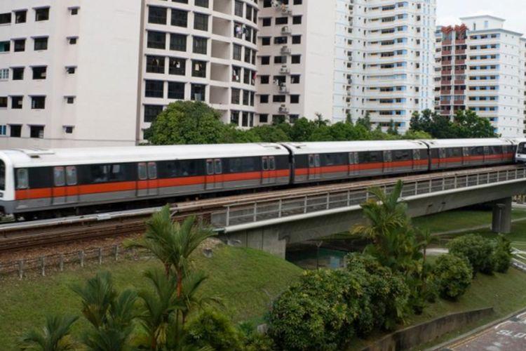 MRT Singapura